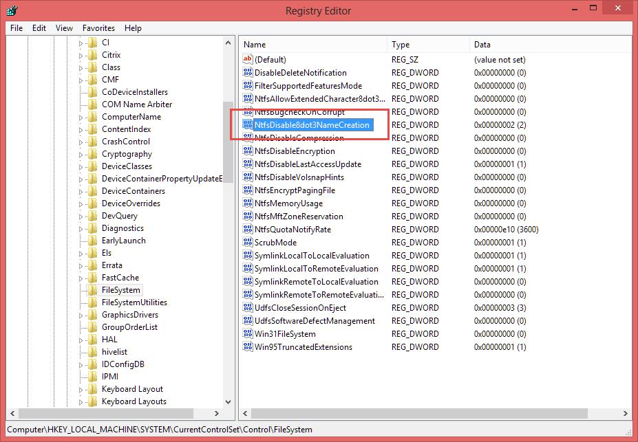 how to open regedit in windows 8.1