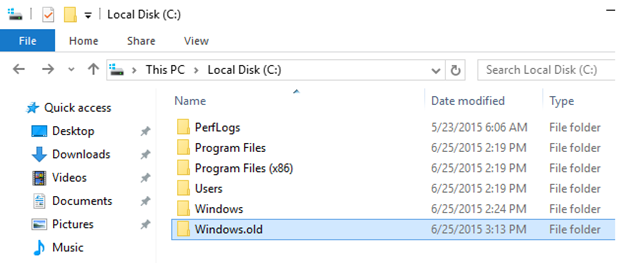 How to Downgrade from Windows 10 without Losing Data?