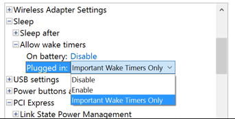 Windows 10 Keeps Waking Up Itself - RegInOut - Help Center