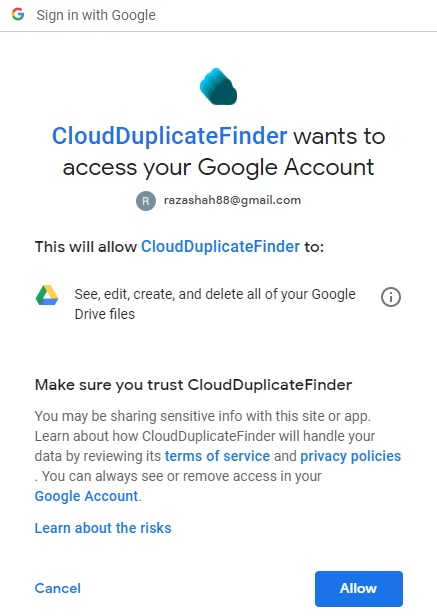 Remove Duplicates Without Downloading Files from the Cloud